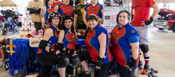 CRG at Swamp Stomp