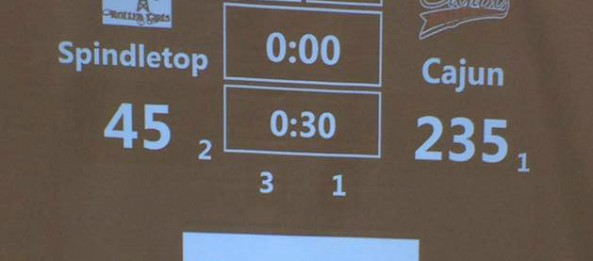 CRG takes the win over Spindletop