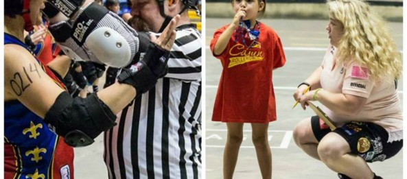 CRG's Head Officials Heading to 2014 WFTDA Playoffs!