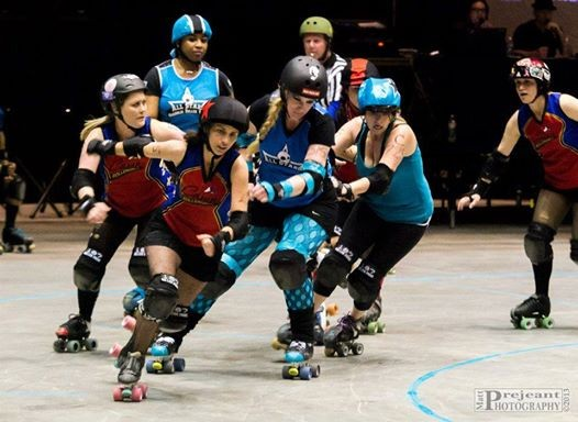 Cajun Rollergirls Travel to Jackson to Face Magnolia Roller Vixens Aug. 16