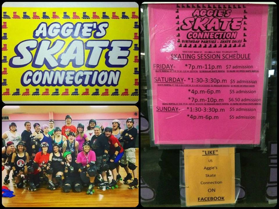 Sponsor Highlight: Aggie's Skate Connection