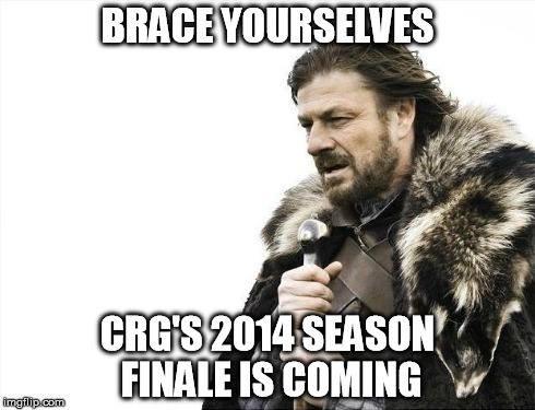 Final bout of 2014 season is TONIGHT!