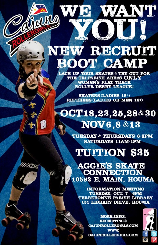 Want to Join CRG? WE WANT YOU!