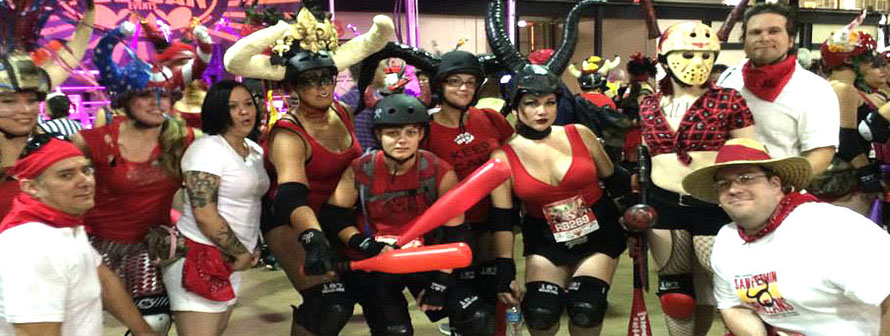CRG at the 2014 Running of the Bulls in NOLA!