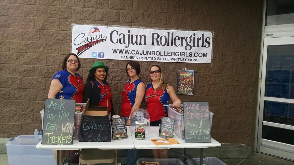 CRG helps the local community!