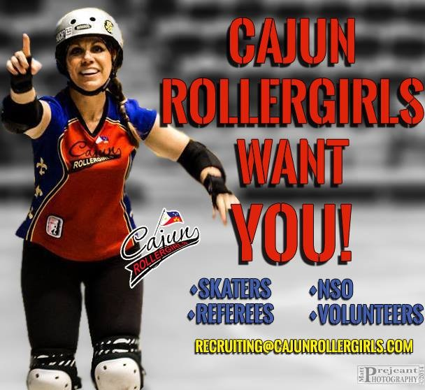 We're always recruiting!