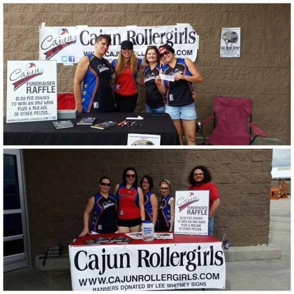 Come visit CRG at Walmart on MLK today!