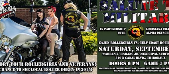 CRG to host GCRG's Lafitte's Ladies on Sept. 19 in 2015 Home Season Finale