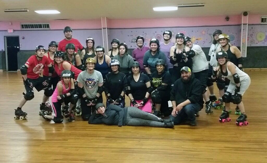 CRG back to practicing in 2016!