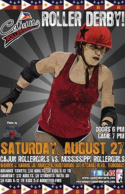CRG Coming Home to Host Mississippi Rollergirls Aug. 27
