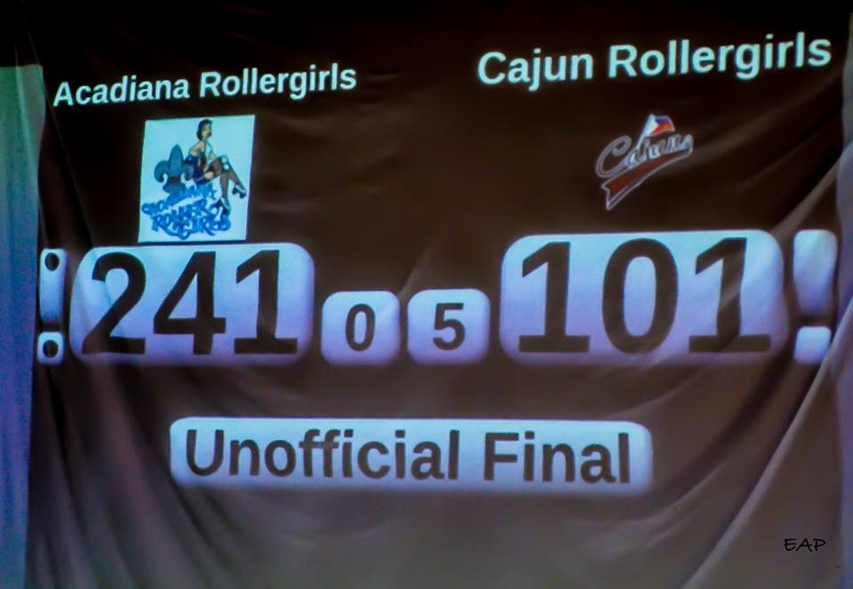 CRG Falls to Acadiana, 241-101