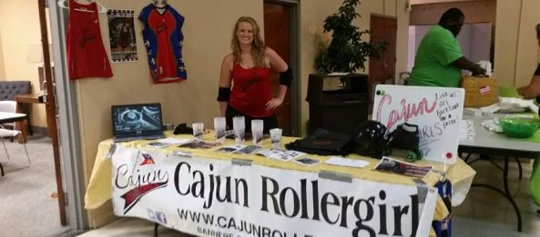 CRG at Nicholls' Welcome Back Event!
