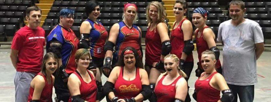 2016 Cajun Rollergirls