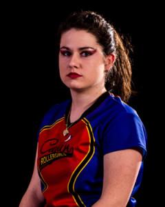 #1105 Scarlet O' Hitter
