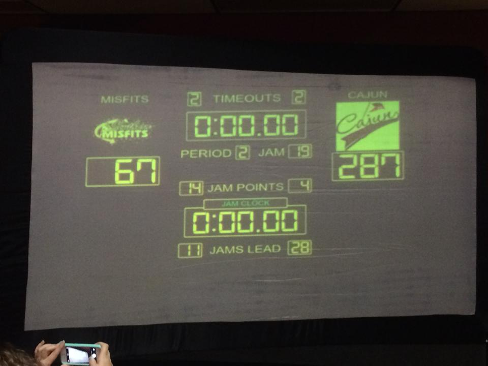 CRG takes the win over Southern Misfits