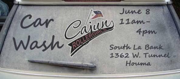 CRG Car Wash Fundraiser Coming June 8