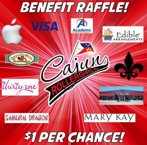 Enter CRG Benefit Raffle for Chance to Win Great Prizes!