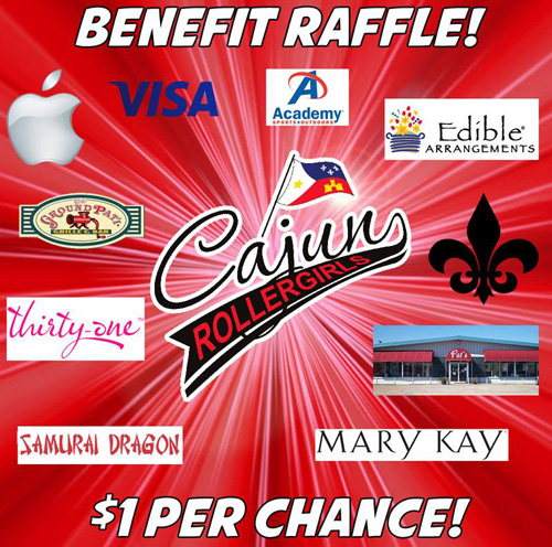 Winners for 2014 CRG Benefit Raffle Announced!