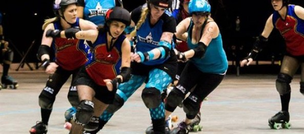 Cajun Rollergirls Travel to Jackson to Face Magnolia Roller Vixens Aug. 16