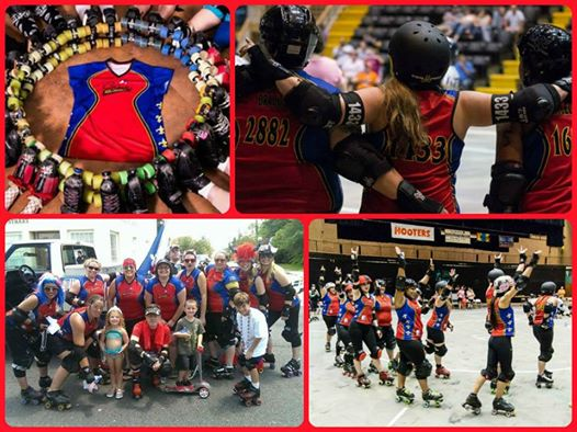Interested in joining Cajun Rollergirls?