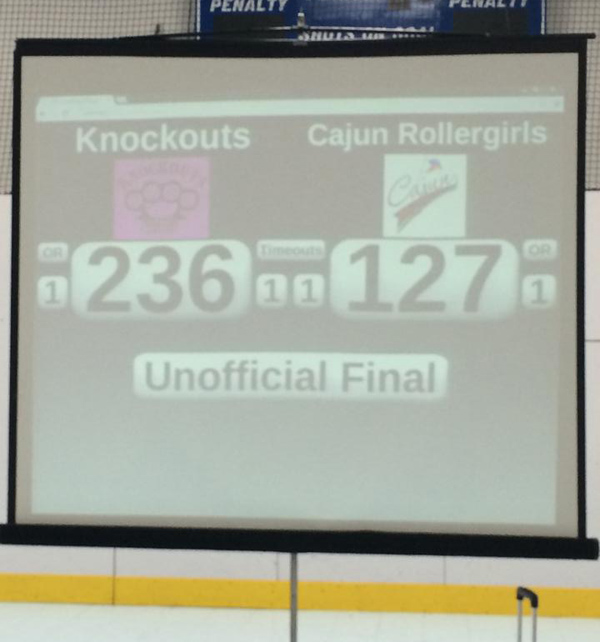 CRG falls to HRD Knockouts in Houston