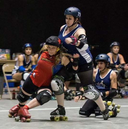 CRG to face Acadiana Roller Girls on Sept. 27 in 2014 Season Finale