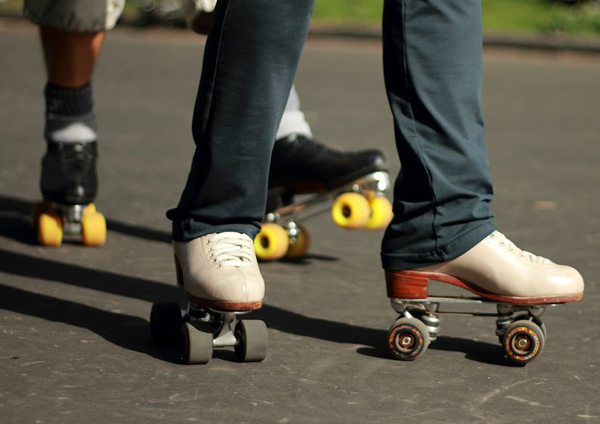 Get Out and Skate Today!