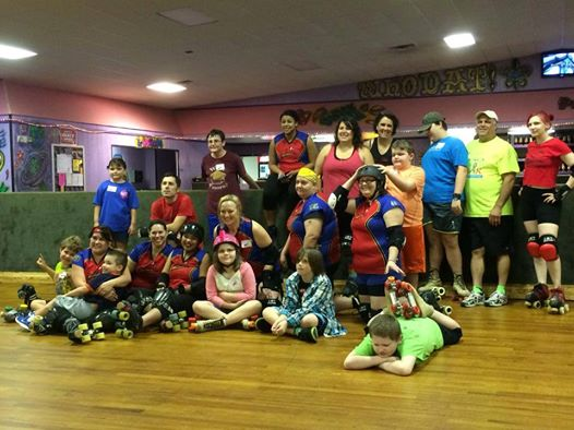 CRG Skates with Autism Society Bayou Chapter!