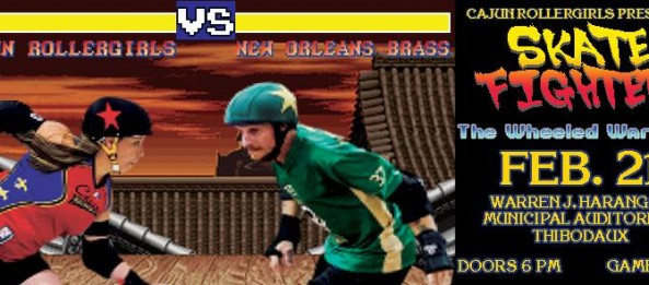 CRG vs. NOLA Brass on Feb. 21! Get your tickets TODAY!