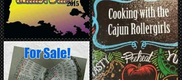 Mardi Bras, Game Tickets & Cookbooks… Oh My!