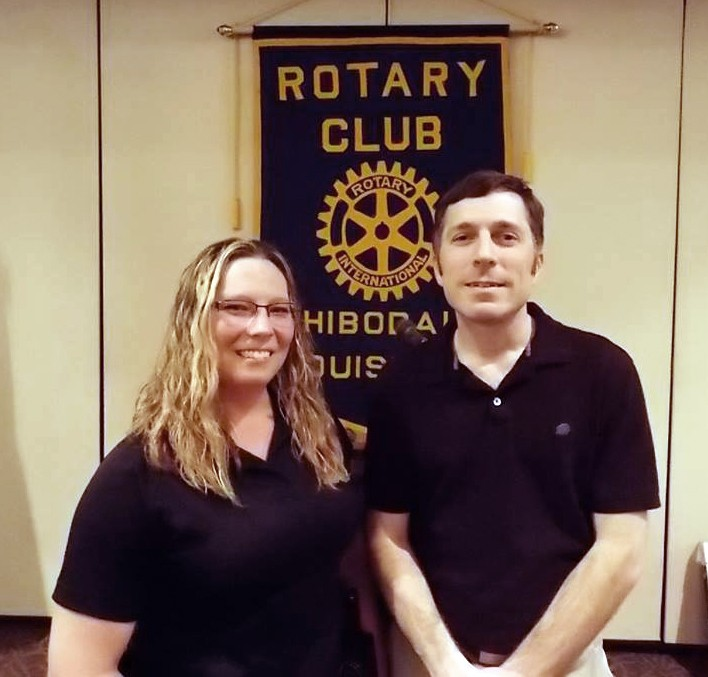 CRG at Rotary!