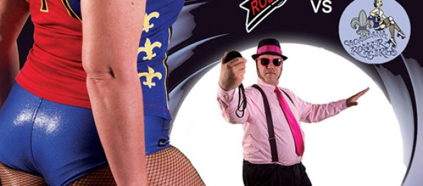 Cajun Rollergirls to Host Acadiana Roller Girls on March 21