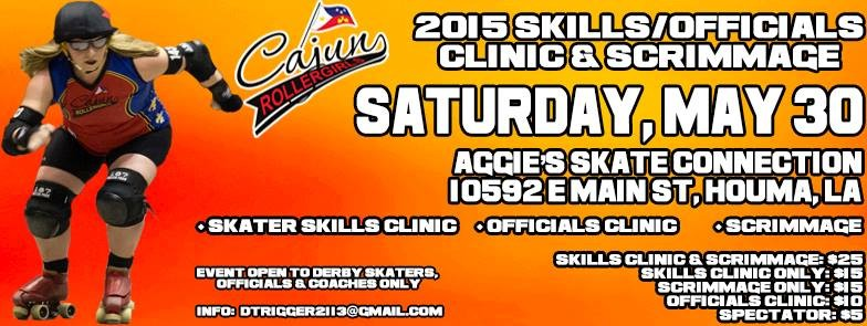 We're hosting a skills clinic on May 30!