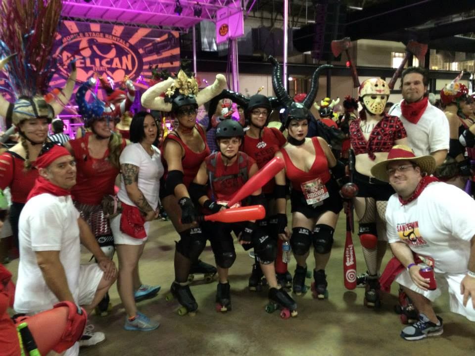 CRG to take part in annual Running of the Bulls in NOLA July 11!