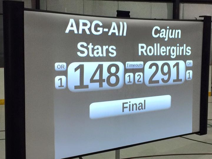 CRG for the win!