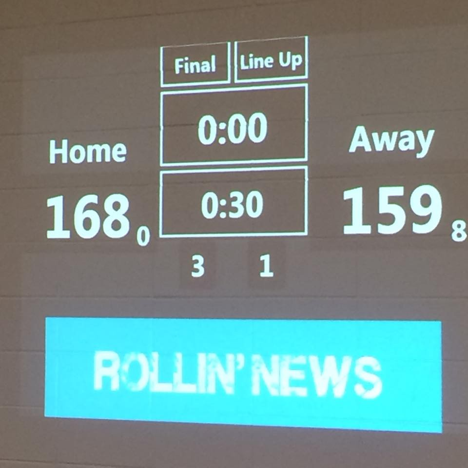 CRG falls to GCRG in rematch to end 2015 season