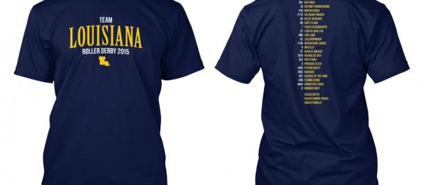 Support Team Louisiana!