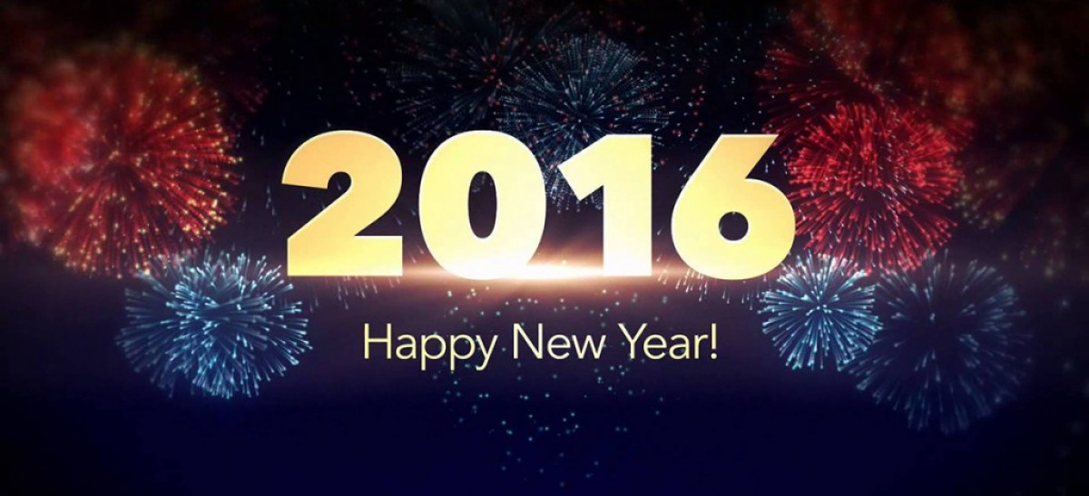 Happy New Year, CRG Nation!