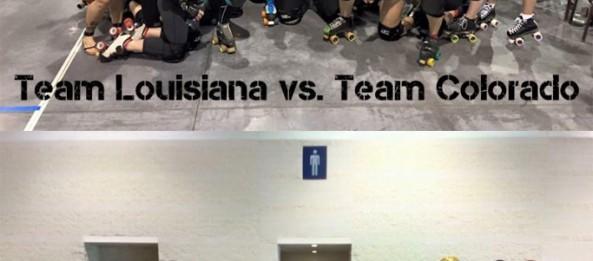 Team Louisiana at State Wars