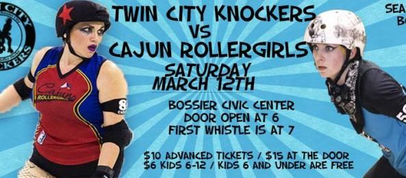 CRG Heading to North Louisiana to take on the Twin City Knockers