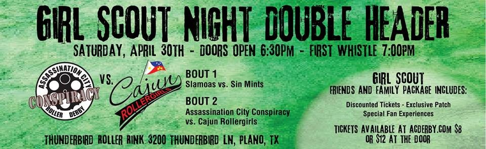 CRG Looking to Mess With Texas as We Face Assassination City