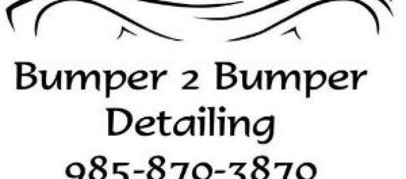 Bumper 2 Bumper is a new CRG sponsor!