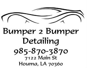 Bumper 2 Bumper is a new CRG sponsor!
