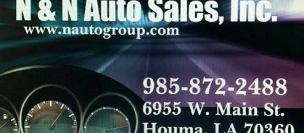 N&N Auto Sales – a proud Cajun Rollergirls sponsor!