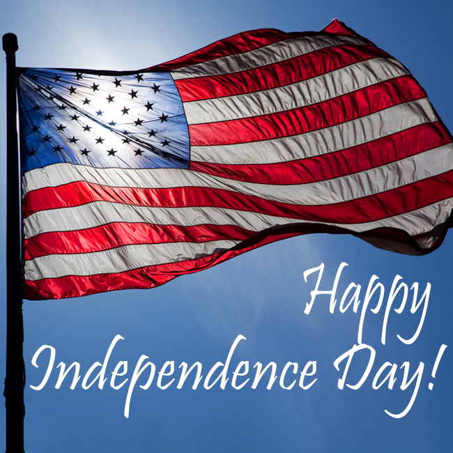 CRG Wishes You A Happy Independence Day!